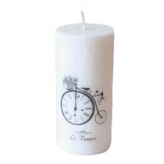 Svíčka z palmového vosku La France