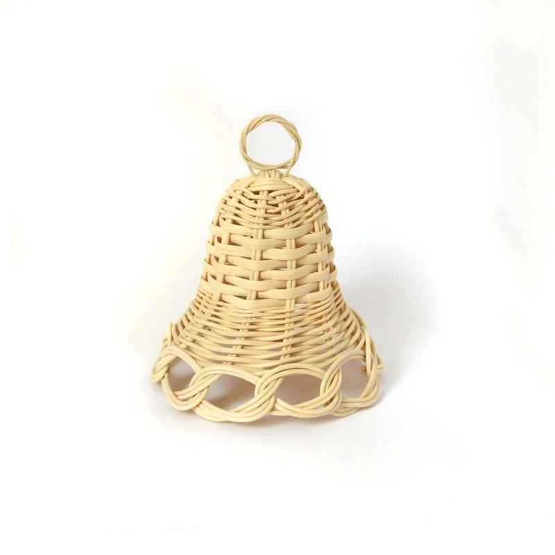 Ručně pletený zvonek z pedigu