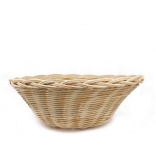 Proutěná miska z pedigu na ovoce nebo ořechy